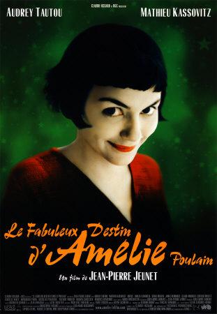 Le Fabuleux destin d'Amélie Poulain (Amelie)(2001)