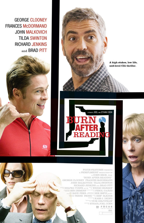 Burn After Reading (2008)
