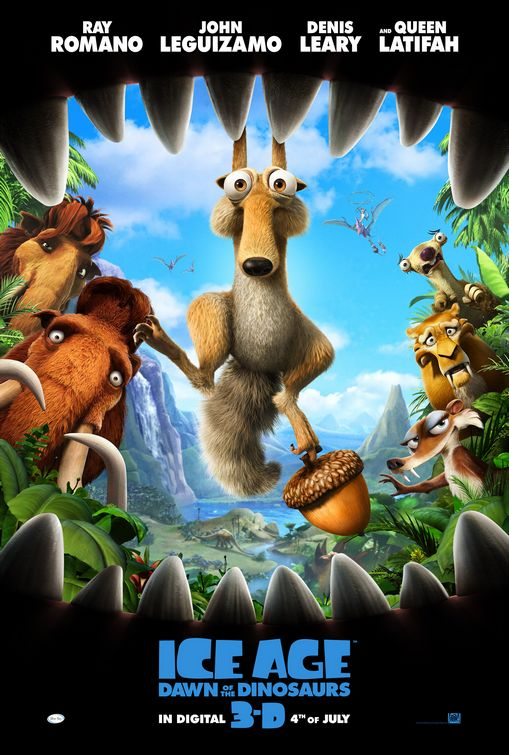 Ice Age-Dawn of the Dinosaurs