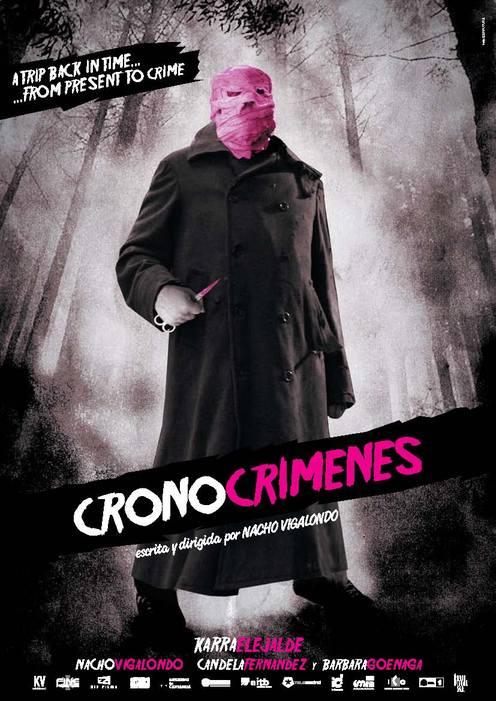Los Cronocrímenes (Timecrimes) (2007)