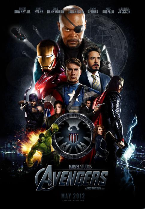 The Avengers (Avengers Assemble) (2012)