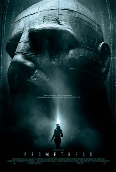 Prometheus: Trailer Internacional