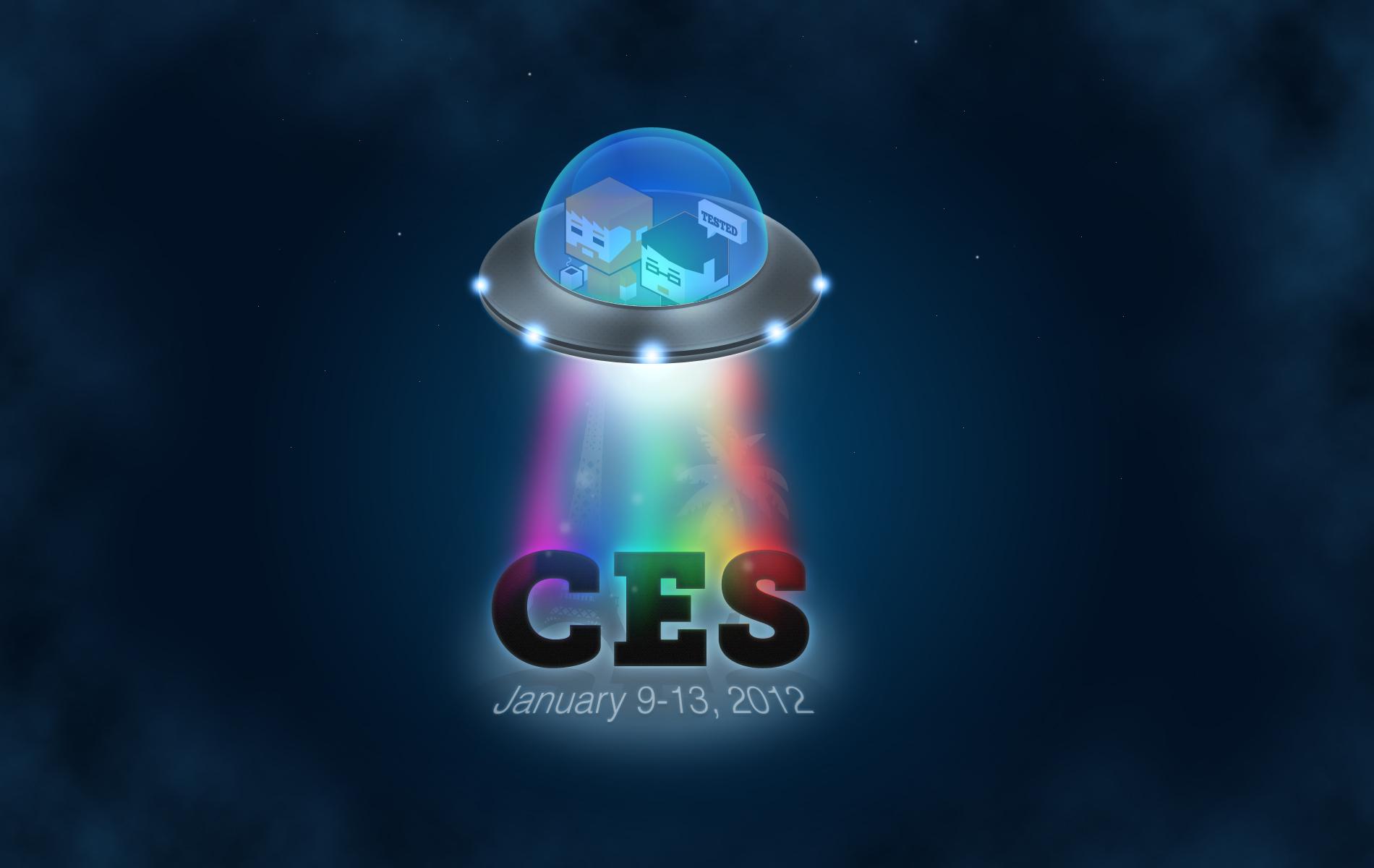 CES (Consumer Electronics Show) 2012
