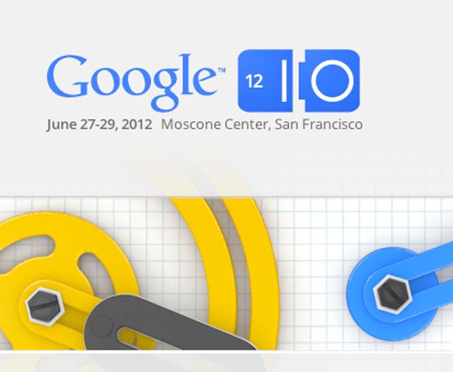Google I/O 2012 Sorprende