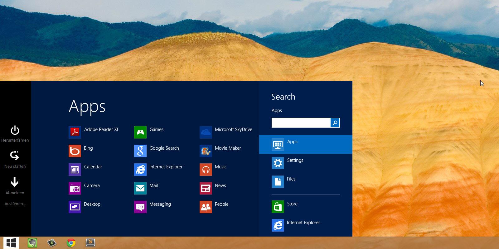 Windows 8 disponible